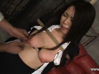 Deep hairy analhole sex helter-skelter prison