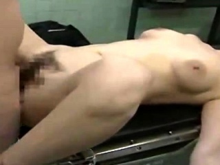 Victorian amateur Asian pussy exposed