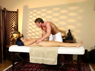 East babe massaged added to pounded
