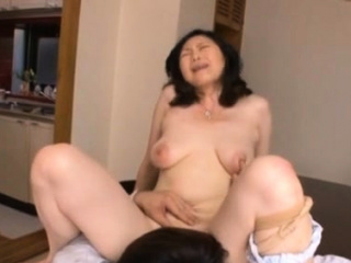 Buddy bangs well-endowed mature nipponese Maya Sawamura