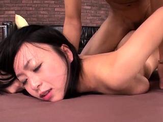 Nozomi Hazuki removes undies - Approximately within reach 69avs.com