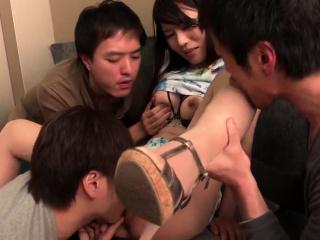 Nana Nakamura gets a bunch - More at JavHD.net