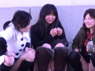 Japanese puberty upskirt