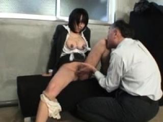 Asian bdsm of bosomy japanese slavegirl Tigerr B
