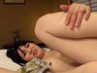 Amazing japanese girlie Erina Nagasawa enjoys a big prick