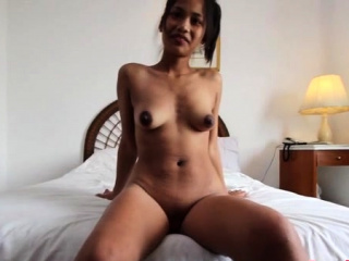 Succulent barely legal idol Franciska fucked for hours