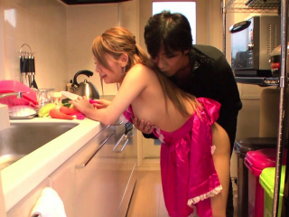 Mariru Amamiya is most important on her husband uncensored