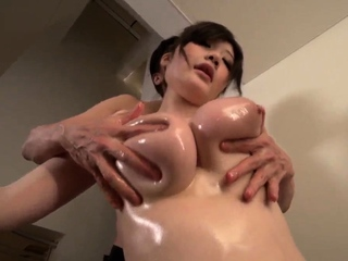 Rie Tachikawa gets the dig up up th - More within reach Slurpjp.com