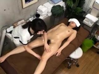 Masseuse Touch Teen Sexual Asian Japanese Massage 13