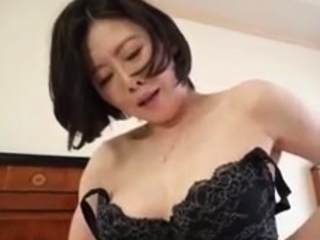 Full-grown brunette amateur wife fingered and fucked doggystyle