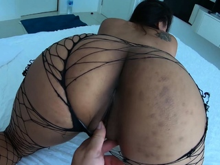 Asian old hat modern rubs her tight pussy and moans across
