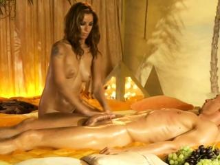 She Massage sHis Bushwa Everywhere Fine fettle