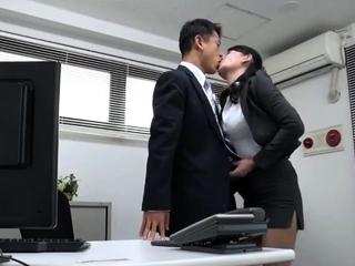 Lovely Asian public blowjob fro