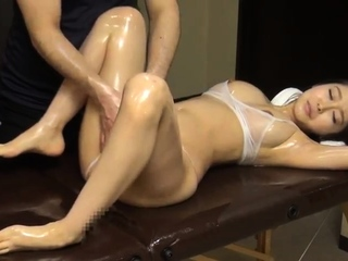 Japanese massage with pussy pinpointing