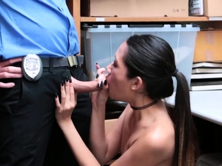 Real compeer's sister blowjob hd plus office female brass hat