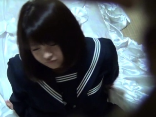 Plump highschool asian