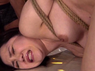 Asian japanese adult close to anal play