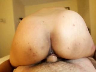 Hard Pounded Pussy