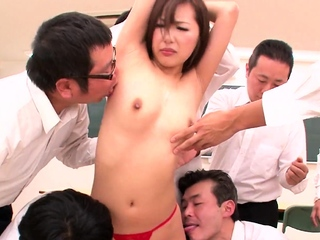 HD Japanese Group Sex Uncensored Vol 25